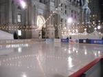 Ice rink at Liberty
