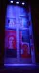 Wall Mural Violet